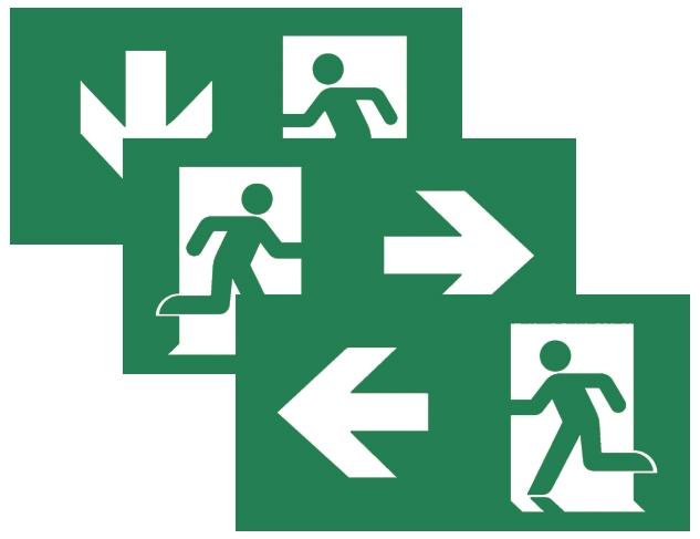 Emergency Exit Light Accessories | Teknoware