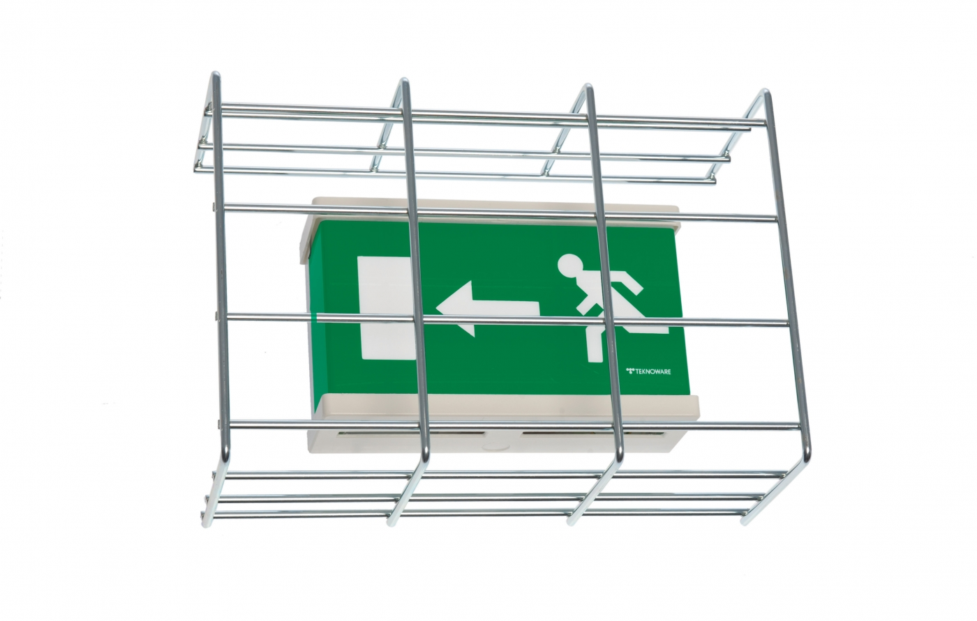 Shock Protecting Covers for Emergency Lights | Teknoware