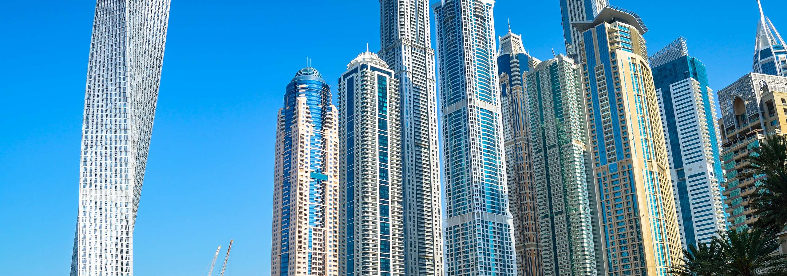 Cayan Tower, Dubai - Teknowaren referenssikohde