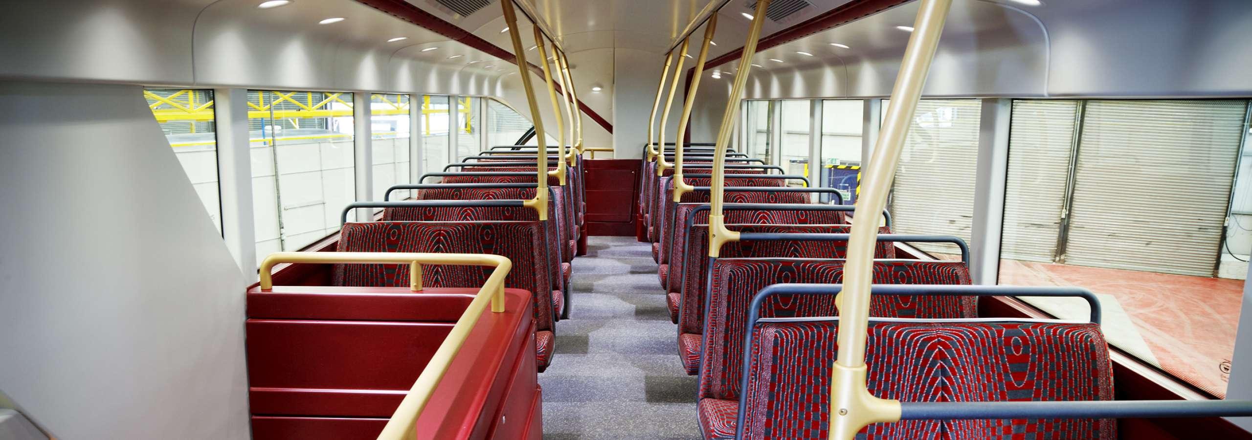 Bus Interior Lights Teknoware