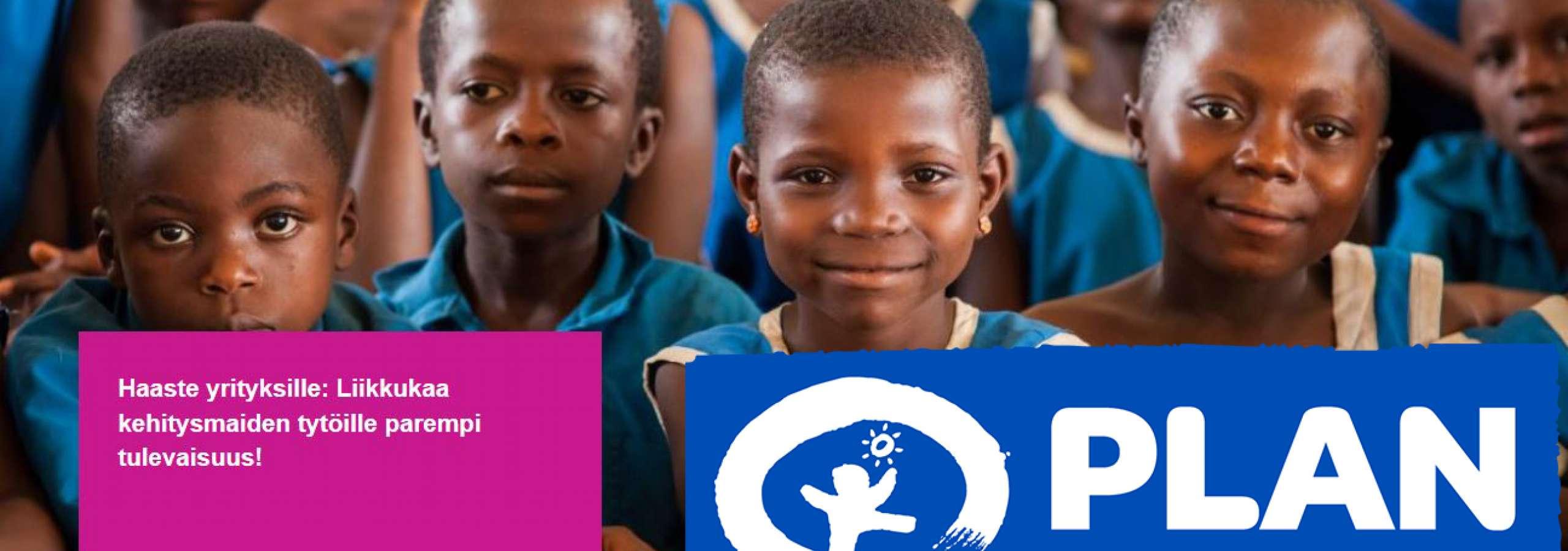 Teknoware osallistuu Plan International –hyväntekeväisyyskampanjahaasteeseen yrityksille