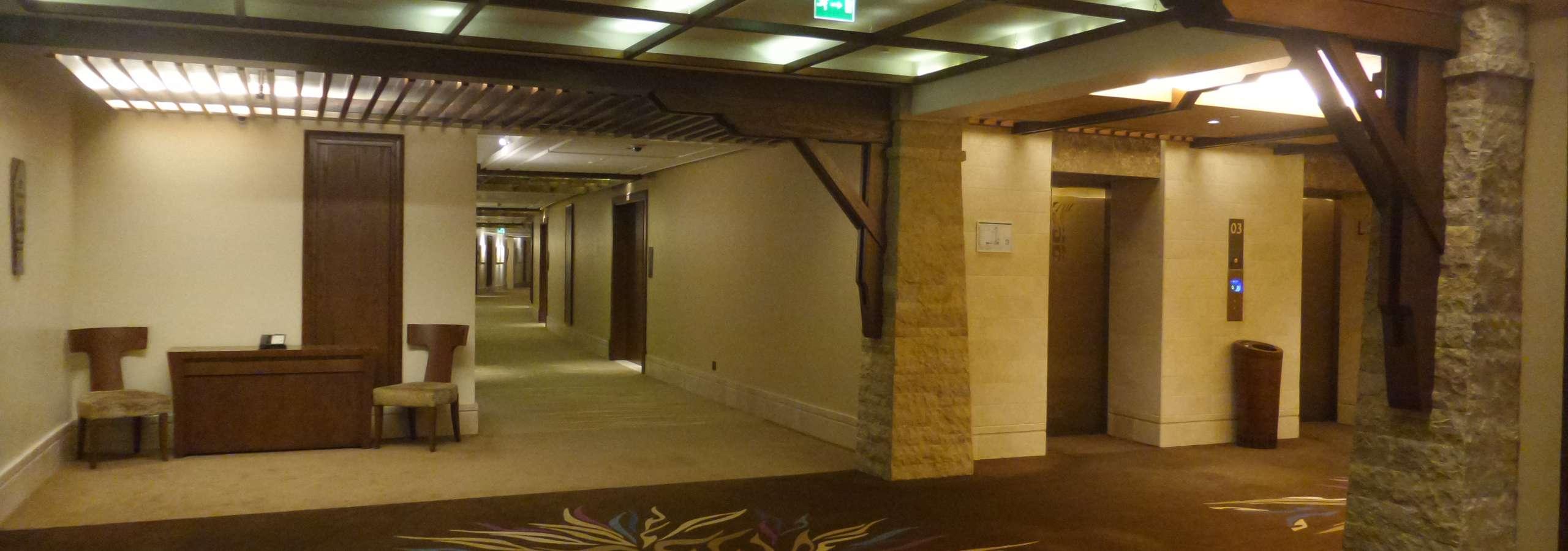 Sofitel Dubai The Palm Resort & Spa, Dubai, U.A.E.