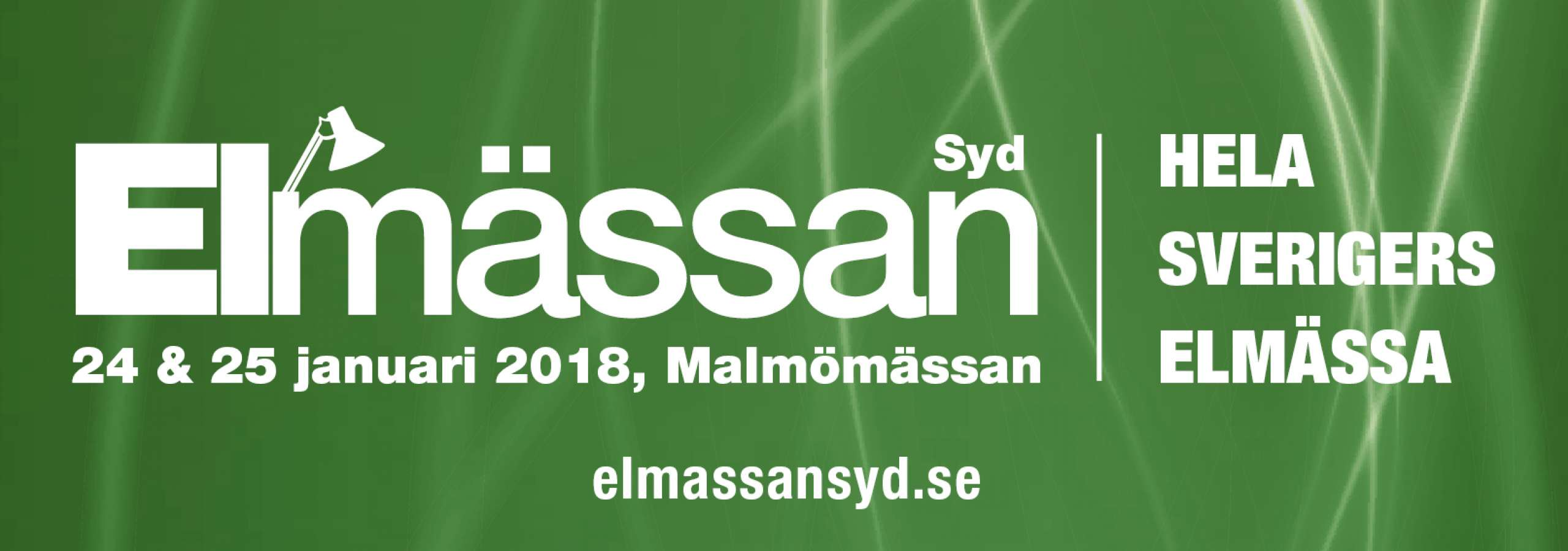 Teknoware in Elmässan Syd 2018 exhibition