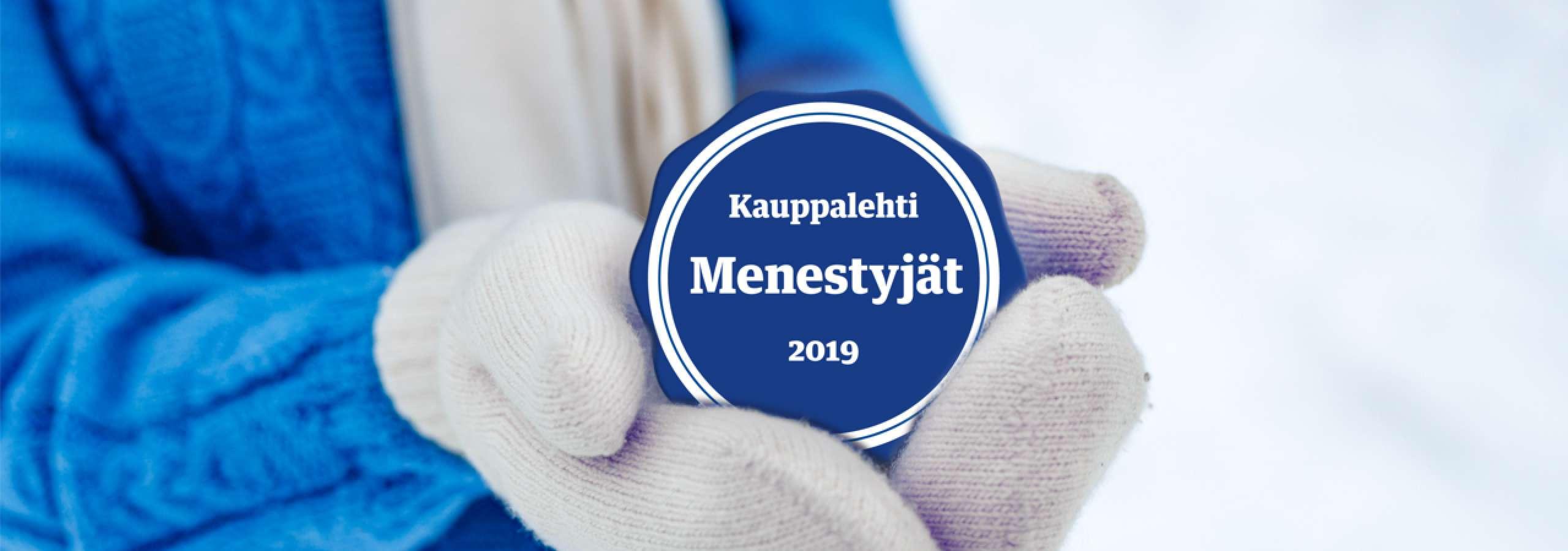Teknoware awarded the Kauppalehti Achievers certificate again