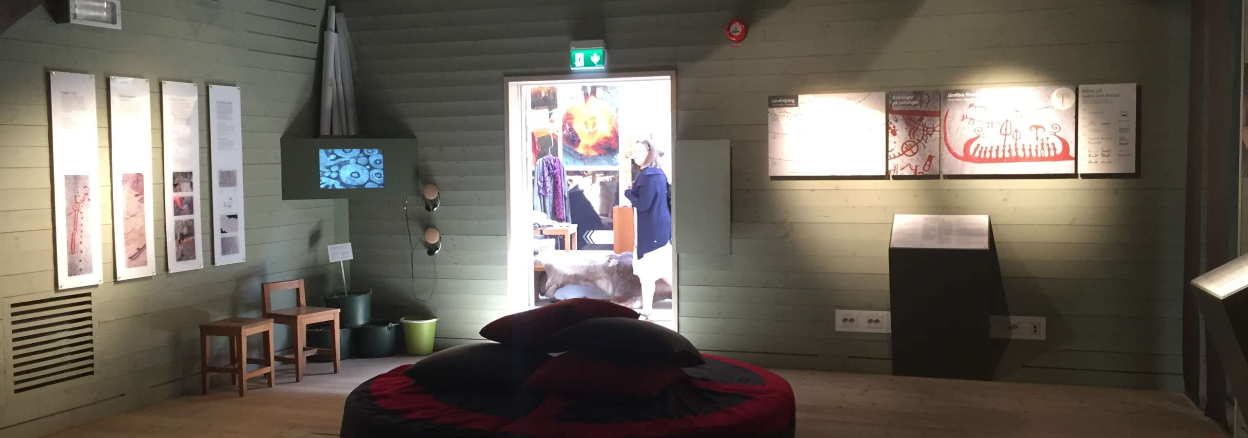 Vitlycke Museum valde hänvisningsarmaturer från Teknoware