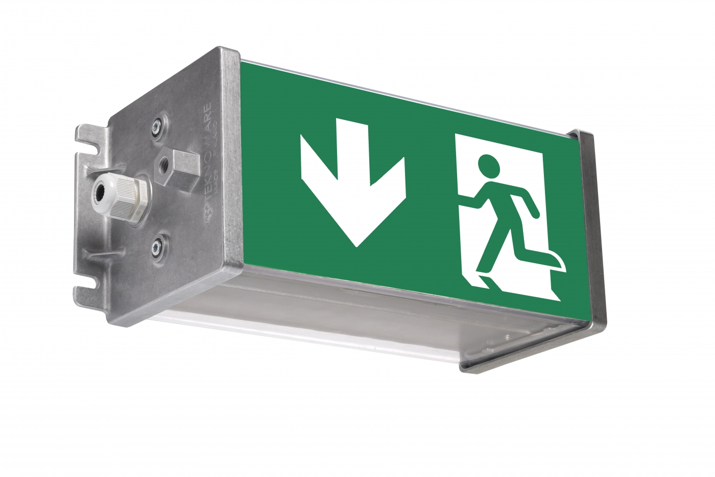 robust exit emergency exit lights teknoware