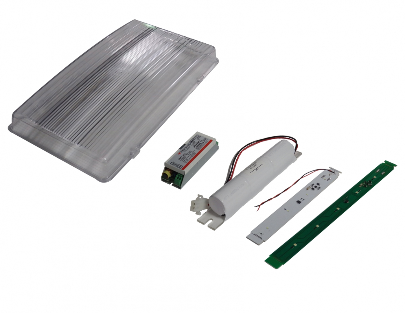 Spare Parts For Emergency Lights Teknoware Led Tail Light Set With Ecs Wiring Harness European