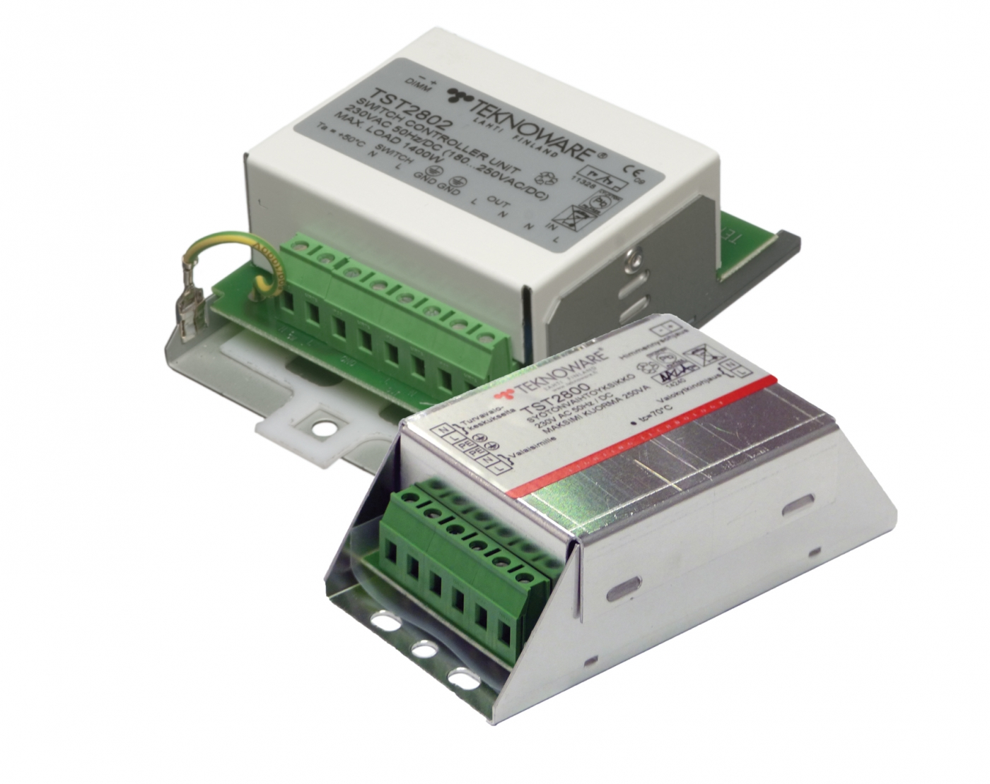 Switch Controllers for Central Battery Systems | Teknoware