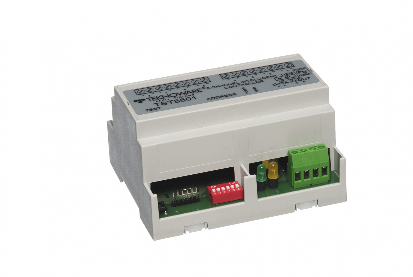 Intelligent Controllers For Central Battery Systems Teknoware Non Maintained Emergency Lighting Wiring Diagram