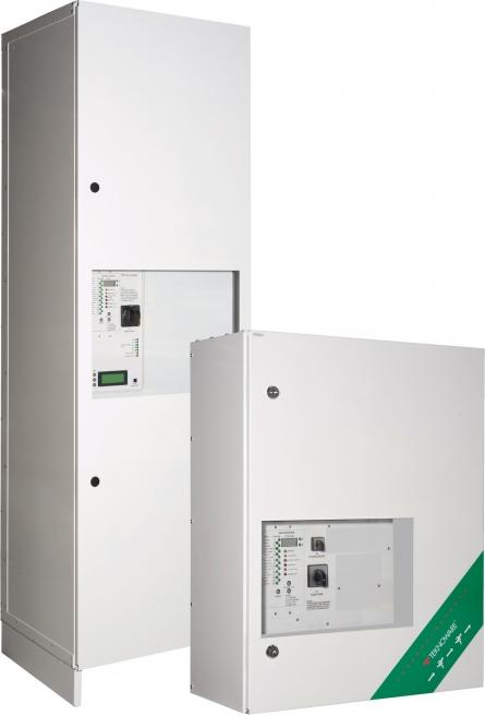 Addressable 230 V Central Battery Systems