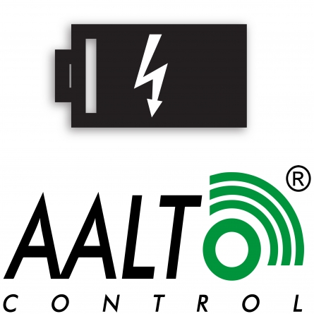 Self Contained Emergency Exit Lights with Battery and Aalto Control