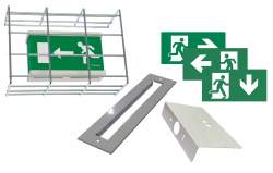 Emergency Exit Light Accessories