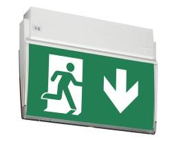 Self-Contained Emergency Exit Lights with Escap Super Capacitor
