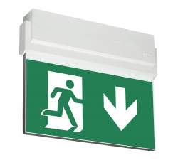 Centrally Supplied Emergency Exit Lights