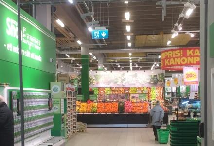 The S Market Hennala Lahti Finland Teknoware